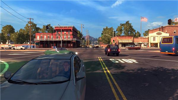 美国卡车模拟 American Truck Simulator 杉果游戏 sonkwo
