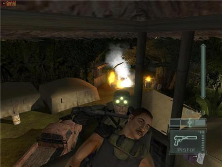 细胞分裂:明日潘多拉 Tom Clancy's Splinter Cell Pandora Tomorrow 杉果游戏 sonkwo